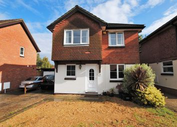 Thumbnail 4 bedroom detached house for sale in Gatcombe Gardens, West End, Southampton