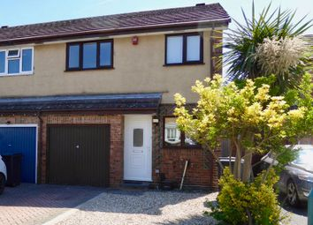 Thumbnail 3 bed semi-detached house to rent in Sarah Close, Bournemouth