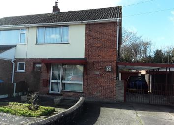 Thumbnail 3 bedroom semi-detached house for sale in Innes Avenue, Oakengates, Telford