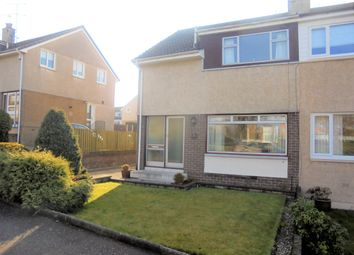 Thumbnail 3 bed semi-detached house for sale in Airbles Drive, Motherwell