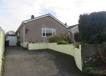 Thumbnail 3 bed detached bungalow for sale in Staddiscombe Road, Staddiscombe, Plymouth
