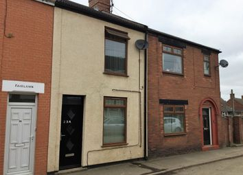 Thumbnail 3 bed terraced house to rent in Cresswell Street, Kings Lynn, Norfolk