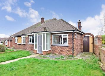 Thumbnail 2 bed semi-detached bungalow for sale in Marconi Road, Northfleet, Gravesend, Kent