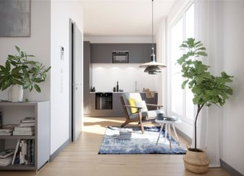 Thumbnail 1 bed flat for sale in The Chavasse Building, Lydia Ann Street, Ropewalks, London