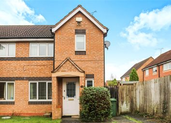 Thumbnail 3 bed semi-detached house for sale in Vyner Close, Thorpe Astley, Leicester