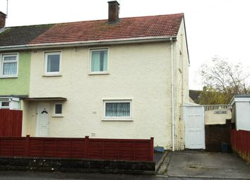 Thumbnail 3 bedroom semi-detached house for sale in Cedar Way, Penarth