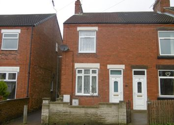 Thumbnail 2 bedroom terraced house for sale in 41 Charlesworth Street, Bolsover, Chesterfield, Derbyshire