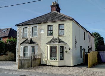 Thumbnail 3 bed semi-detached house for sale in Myrtle Cottages, Missenden Road, Great Kingshill, High Wycombe