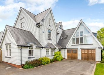 Thumbnail 4 bed detached house for sale in Churchill Way, Wickhurst Green, Broadbridge Heath, West Sussex
