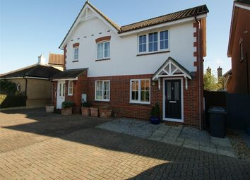 Thumbnail 2 bed semi-detached house for sale in The Carpenters, Bishop's Stortford