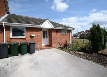 Thumbnail 1 bedroom semi-detached bungalow for sale in Grasby Court, Bramley, Rotherham