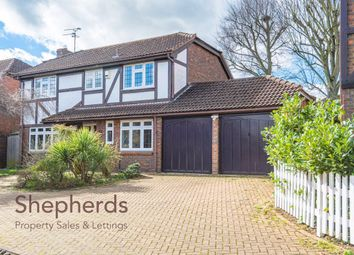 Thumbnail 4 bed detached house for sale in Glenwood, Broxbourne, Hertfordshire