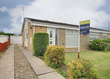 Thumbnail 2 bed semi-detached house for sale in Inmans Road, Hedon, Hull