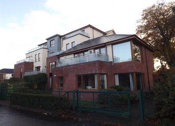Thumbnail 2 bed flat to rent in 14, Glen Manor, Bangor