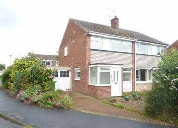 Thumbnail 3 bed semi-detached house to rent in Chantry Road, Romanby, Northallerton