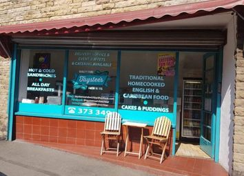 Thumbnail Retail premises for sale in Victoria Street, Littleborough
