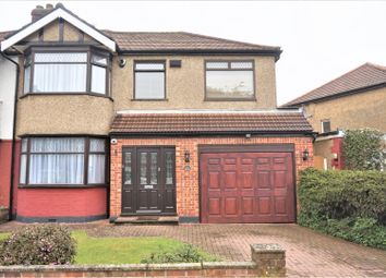 Thumbnail 4 bedroom semi-detached house for sale in Fillebrook Avenue, Enfield