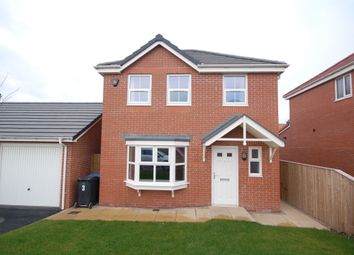 Thumbnail 4 bed detached house for sale in Orchid Way, Blackpool