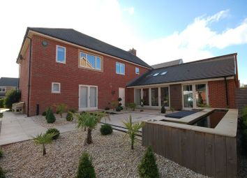 Thumbnail 4 bed detached house for sale in Cheviot Way, St. Mary Park, Stannington