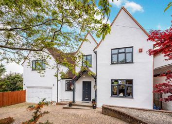 Thumbnail 4 bedroom detached house for sale in White Beam Way, Tadworth