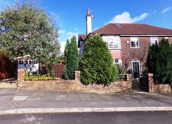 Thumbnail 3 bed semi-detached house for sale in Marsden Road, Romiley, Cheshire