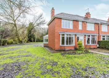 Thumbnail 4 bedroom end terrace house for sale in Barton Lane, Armthorpe, Doncaster