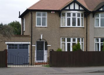 Thumbnail 3 bedroom semi-detached house to rent in Wellingborough Road, Northampton