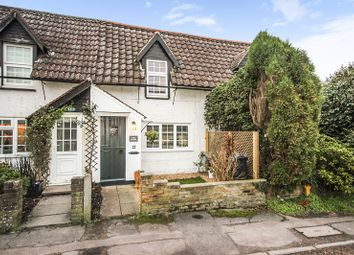 Thumbnail 1 bed terraced house for sale in The Green, Dorking Road, Tadworth, Surrey.