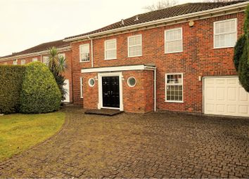 Thumbnail 4 bed detached house to rent in Harrington Close, Windsor