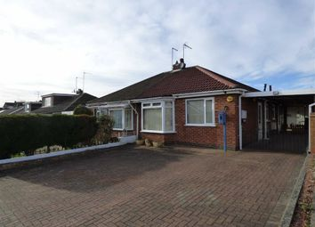 Thumbnail 2 bed semi-detached bungalow for sale in Manor Road, Daventry