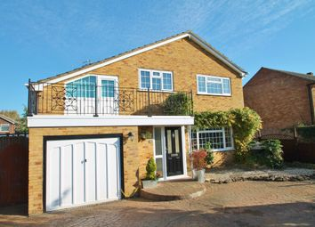 Thumbnail 4 bed detached house for sale in Masefield Crescent, Abingdon
