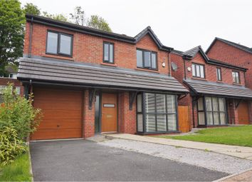 Thumbnail 4 bed detached house for sale in Melville Street, Salford