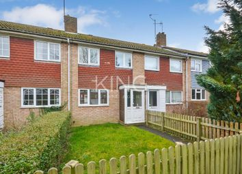 Thumbnail 3 bed terraced house for sale in Calder Vale, Bletchley, Milton Keynes, Buckinghamshire