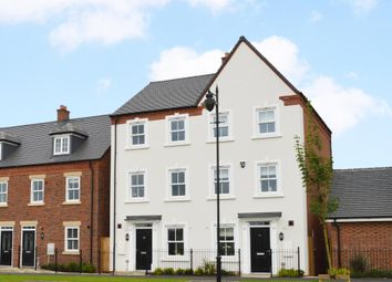 "Thumbnail 3 bed semi-detached house for sale in ""Cannington"" at Great Denham, Bedford"