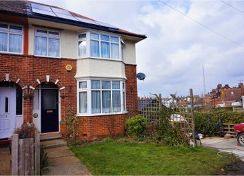 Thumbnail 3 bed end terrace house for sale in Park Terrace, Harwich