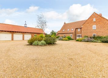 Thumbnail 7 bed detached house for sale in Lissingley Lane, Lissington, Lincoln