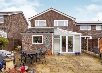 Thumbnail 4 bedroom detached house for sale in Somerset Avenue, Yate, Bristol