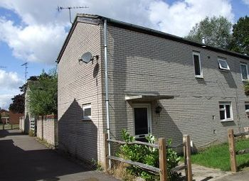 Thumbnail 3 bed end terrace house to rent in Waveney Walk, Furnace Green, Crawley, West Sussex