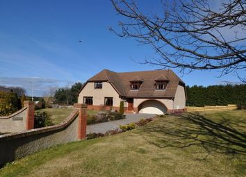 Thumbnail 5 bed detached house for sale in Springfield Croft Road, Forres
