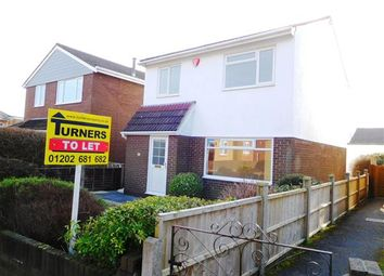 Thumbnail 3 bedroom property to rent in Lake Road, Hamworthy, Poole
