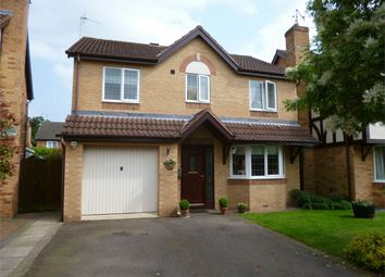 Thumbnail 4 bed detached house for sale in Barringer Way, St. Neots