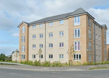 Thumbnail 2 bed flat for sale in Milligan Drive, The Wisp, Edinburgh