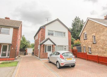 Thumbnail 4 bed detached house for sale in Old Road, Harlow