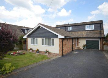 Thumbnail 4 bedroom detached bungalow for sale in Lea Drive, Shepley, Huddersfield