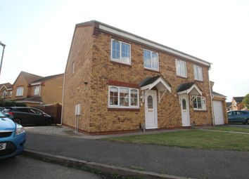 Thumbnail 3 bed semi-detached house for sale in Weavers Field, Girton, Cambridge