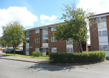 Thumbnail 2 bed flat for sale in Spinner Close, Ipswich