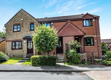 Thumbnail 2 bed terraced house for sale in Long Field Drive, Halton, Leeds