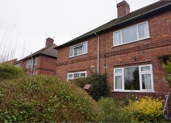 Thumbnail 2 bedroom terraced house for sale in Hensons Square, Nottingham