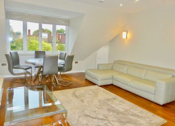 Thumbnail 3 bed flat to rent in Cranbourne Gardens, Temple Fortune, London
