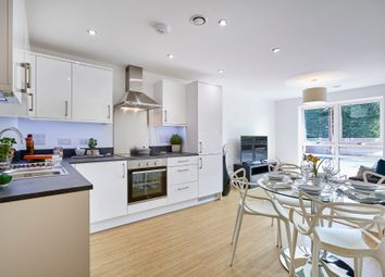 Thumbnail 2 bedroom flat for sale in Henwick View, Henwick Lane, Thatcham